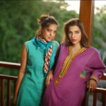 Bonanza satrangi evening and party wear summer dresses 2012