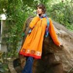 Bonanza satrangi hand woven ready to wear summer collection 2012