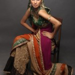 Bridal Wear Dresses 2012 of SamanZar by Shaiyanne
