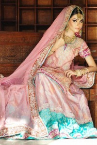 Bridal Wear Makeup and jewelry shoot 2012