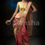 Eid ul Fitre saree collection By Mansha Boutique