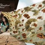 Eiza Lawn Zardozi Prints 2012 by UA Textile collection