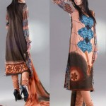 Eiza Lawn Zardozi summer fashion Collection 2012 by UA Textile