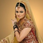Javeria Abbasi bridal Makeup shoot