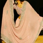 Latest Bridal Wear Collection 2012-13 of SamanZar by Shaiyanne