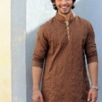 Latest Summer party wear Kurta Shalwar for men