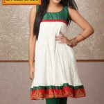 Meena Bazaar Latest Anarkali dresses 2012