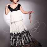 Needlez by Shalimar evening wear collection 2012