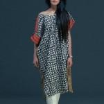Sania Maskatiya Summer Wear Dresses 2012