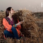 Women Embroidered lawn dresses 2012 Mid Summer Collection by HOOP