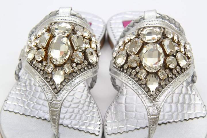 nadia kassam Shoes latest dubai collection
