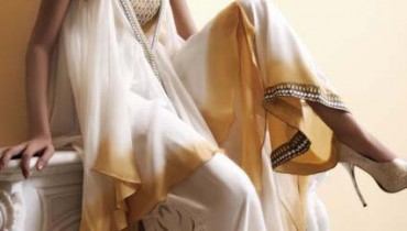 Asifa Nabeel Women Party Wear outfits Fashion Dresses latest Collection 2012-13