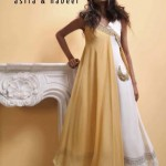 Asifa Nabeel hot party wears for women evening dresses