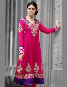 Beautiful Eid wear collection 2012 for women by Design3r Dress