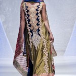 Beautiful dress Sara Rohale Asghar at Pakistan Fashion Week London 2012 Day 1