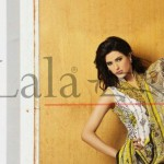 Brocade Summer Lawn Prints by Lala Textiles 2012 for women