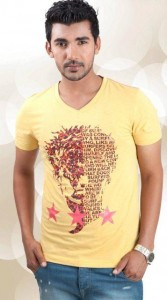 ChenOne Summer Gents T-Shirts Dress collection 2012