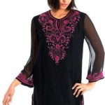 Design3r Dress Eid dresses 2012 for women