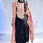 Designer Sara Rohale Asghar dress at Pakistan Fashion Week London 2012 Day 1
