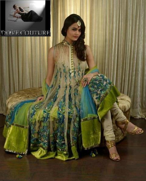 Dove Coutue Eid Collection 2012 For Women