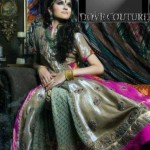 Dove Coutue Eid Dress Collection 2012 For Women