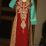 Eid 2012 Dress collection for women by Bushra Anjum