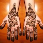 Eid Henna Designs For Women