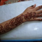 Eid Mehndi Designs For Women