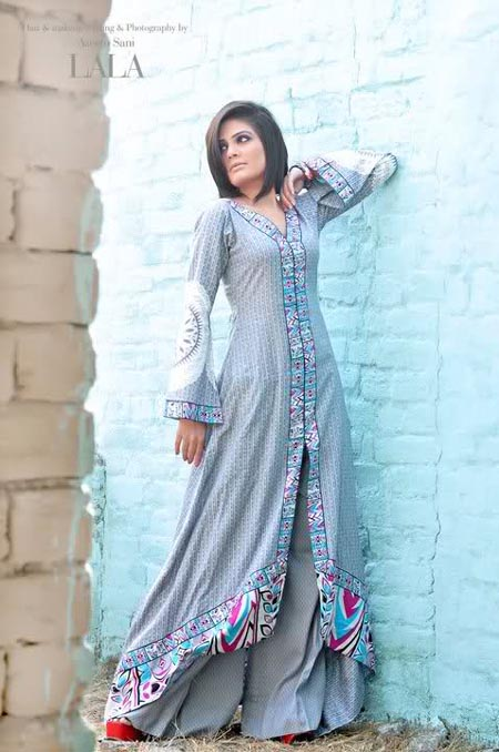 Eid dresses for girls for 2012