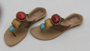 Eid footwear Collection 2012 by Needle Impression