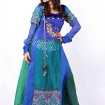 Farwa Hamdani Party Casual Dresses Collection 2013-2012