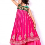 Farwa Hamdani Party wear Red Dresses Collection 2012