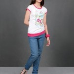Girls's wears summer collection 2012 By Leisure Club