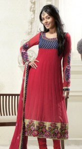 Glamorous Anarkali Frocks Designs 2012 -13 For Eid Summer