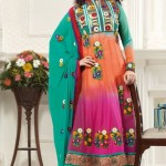 Gorgeous Anarkali Frocks Designs 2012 Dresses