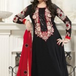 Gorgeous Anarkali Frocks Designs 2012 Fashion Trend of women