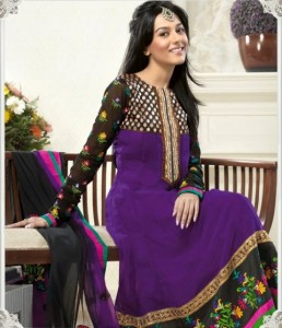 Gorgeous Anarkali Frocks Designs 2012 New Fashion Trend of women