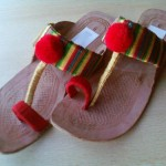 Hand Made Kolhapuri Shoes Eid 2012 For Women