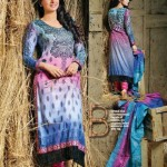 Indian women lawn print collection Mid sumer fashion dresses byGroovytexx