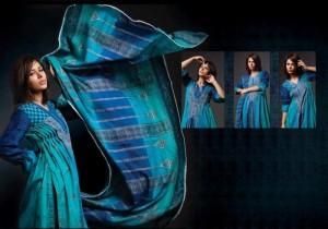 Ittehad Catalogue summer lawn dresses 2012