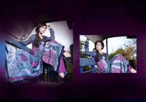Ittehad Catalogue summer lawn dresses 2012 collection