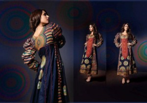 Ittehad Catalogue summer lawn party wear dresses