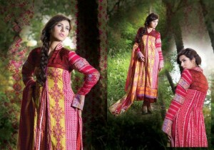 Ittehad summer lawn dresses 2012 collection