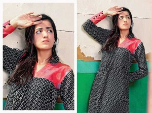 Kause Kaza New Ladies Eastern Summer Dresses Collection 2012-2013