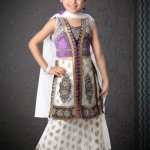 Kids Eid dresses collection 2012