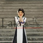 Lala Textiles Brocade Summer Lawn Collection 2012 for women