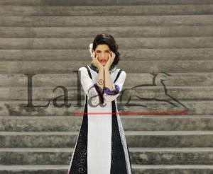 Lala Textiles Brocade Summer Lawn Collection 2012 for women