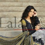 Latest Brocade Summer Lawn Collection by Lala Textiles 2012 for Girls