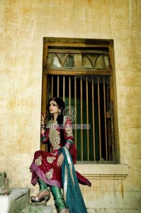Latest Dress collection for women by obaid sheikh designs