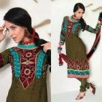 Latest Eid Wear Desi Dresses Collection 2012 For Women